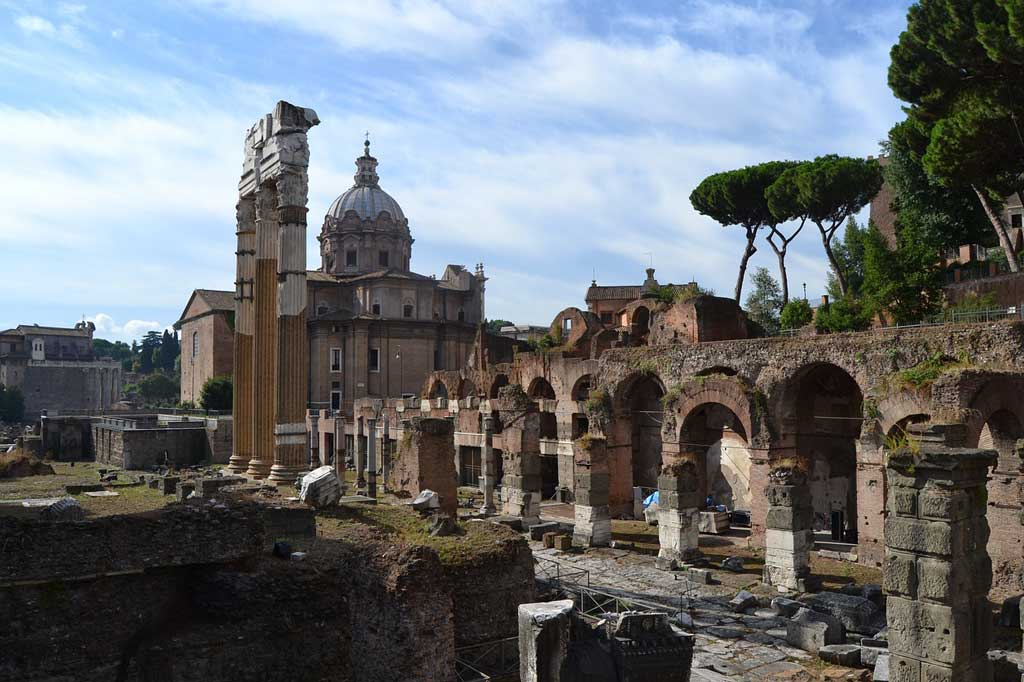 The Glory of Rome: Colosseum and Roman Forum
