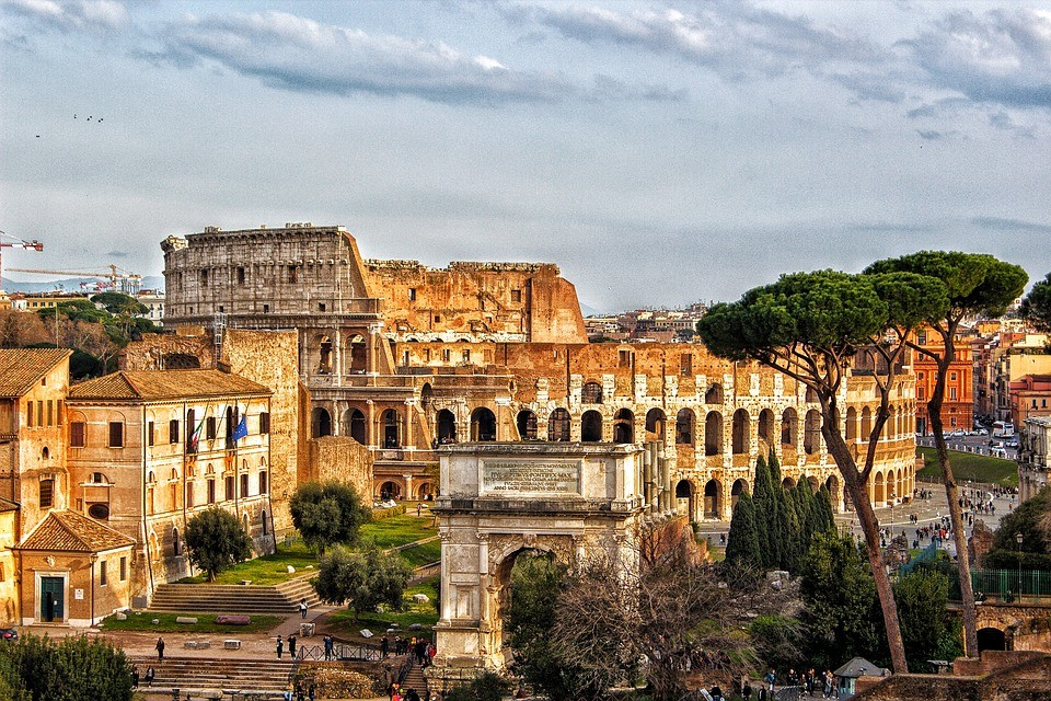 Rome in a Day (Rome Walking Tour)