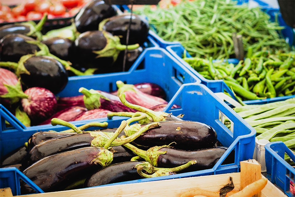 Cooking Class + Markets: Cook as the Romans do