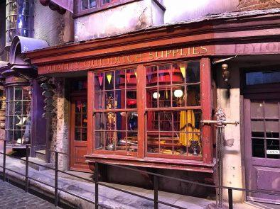 Harry Potter Studios London Tour, England