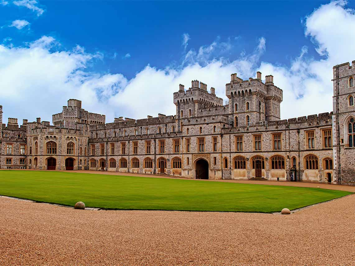 see windsor castle as you never have before on a private guided tour.